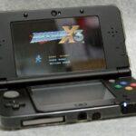 New 3DS・3DS LL向けにロックマンX3の配信がスタート!!